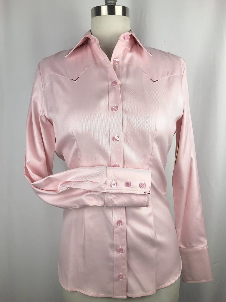 CR RanchWear Physical CR Women's Western Pro Soft Pink Italian Cotton