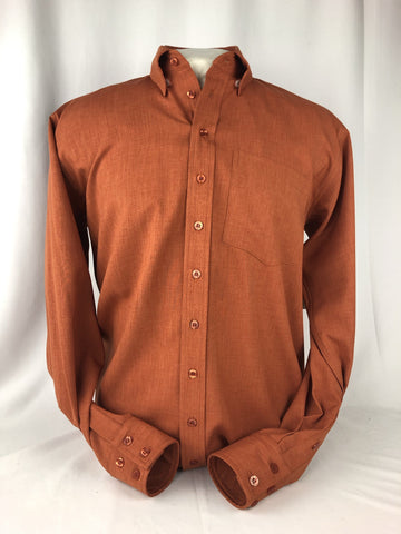 CR RanchWear Physical Men's CR SunSmart Rust