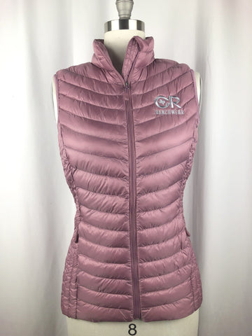 CR RanchWear Physical Women's CR Fig Berry Down Vest