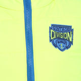 Boys Reversible Blue Jacket
