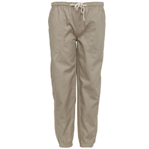 Boys Beige Colour Jogger