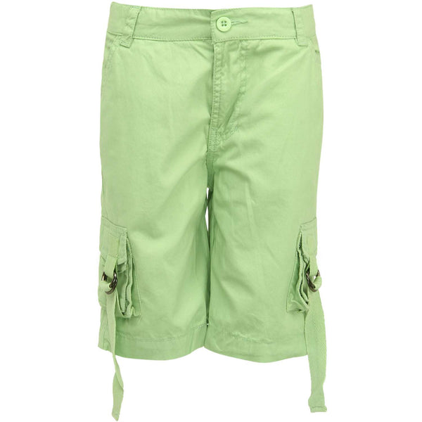 Green Barmuda Shorts