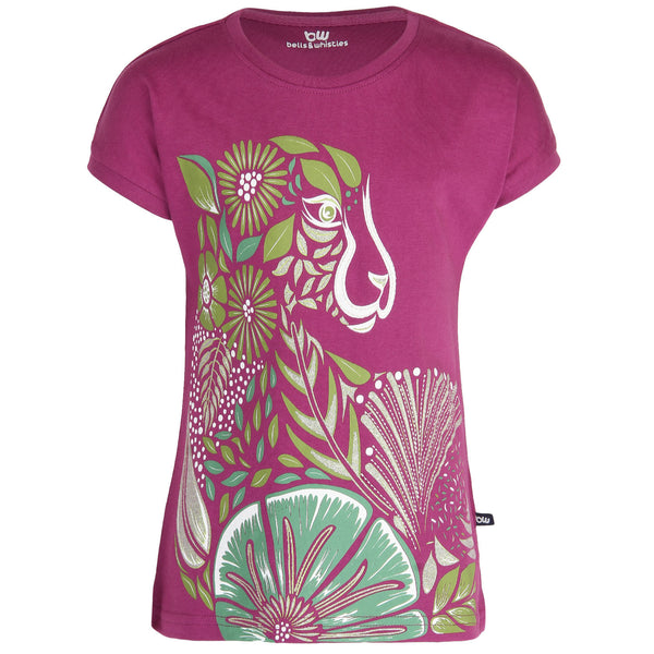 Stylized Tee for Girls1