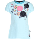Blue Stylized Tee for Girls