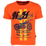 High Fashion Varsity Tee for Boys