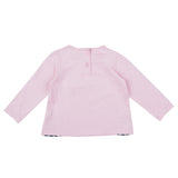 Girls Baby Pink Top