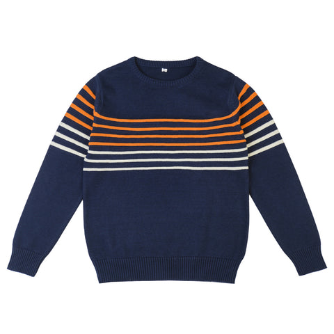 boys navy Sweater