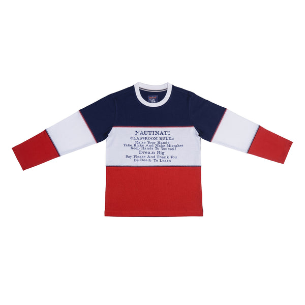 BOYS MULTI CUT & SEW, GRAPHIC T-SHIRT