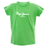 ART-J SS Boys Green Cotton T-Shirt
