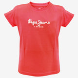 ART-J SS Boys Red Cotton T-Shirt