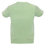 ARTY-J SS Boys Green Cotton T-Shirt