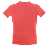 ARTY-J SS Boys Peach Cotton T-Shirt