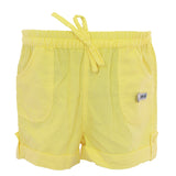 Boys Yellow Top & Bottom Set