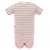 Boys Pink Top & Bottom Set