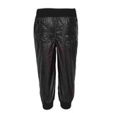 Boys BLACK BOTTOM HIPHOP WITH CONTRAST POCKET