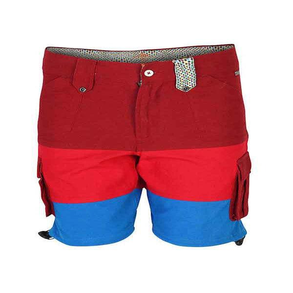 Boys RED BOTTOM HIPHOP WITH FRONT FLAP POCKET