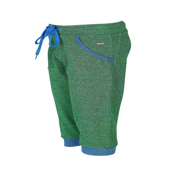 Boys GREEN BOTTOM HIPHOP WITH CONTRAST TRIMS