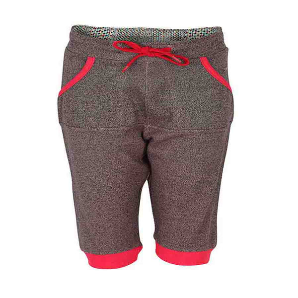 Boys Brown Bottom Hiphop with Contrast Trims