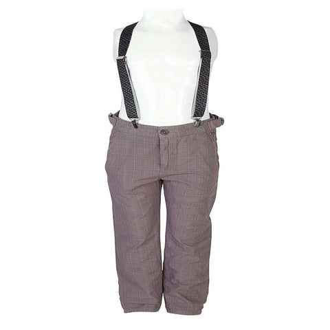 Boys GREY JODHPURI BOTTOM TROUSER