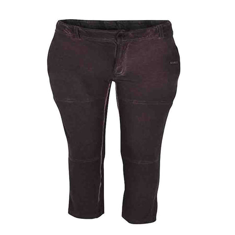 Boys DARK BROWN BOTTOM TROUSER