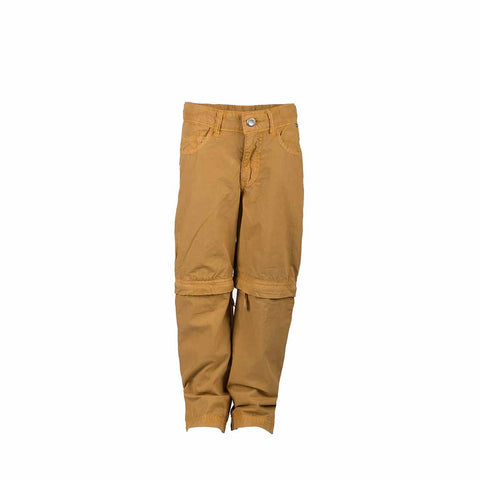 Boys KHAKI DETACHABLE TROUSER