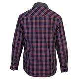 Boys Purple Reversible Shirt