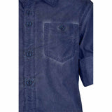 Boys Navy CPD Wash Shirt