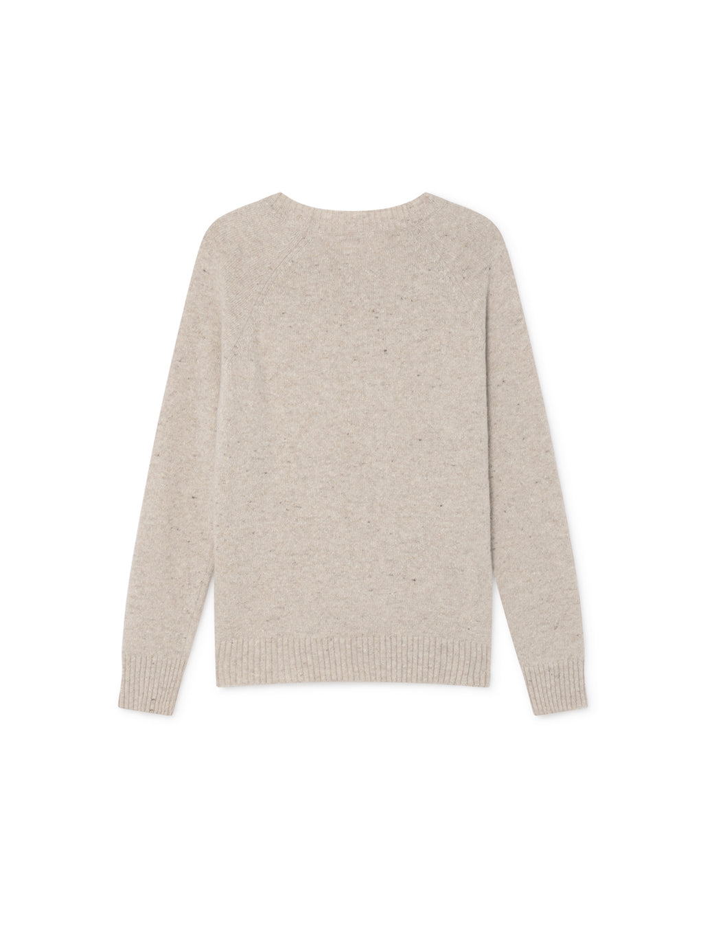 TWOTHIRDS Womens Knit: Agpat - Beige back