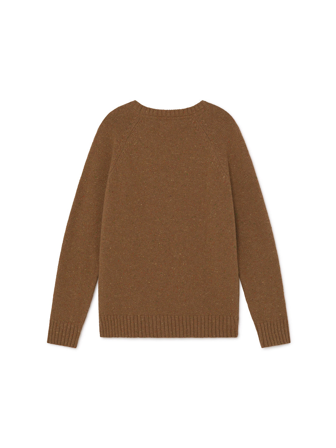 TWOTHIRDS Womens Knit: Agpat - Pecan back