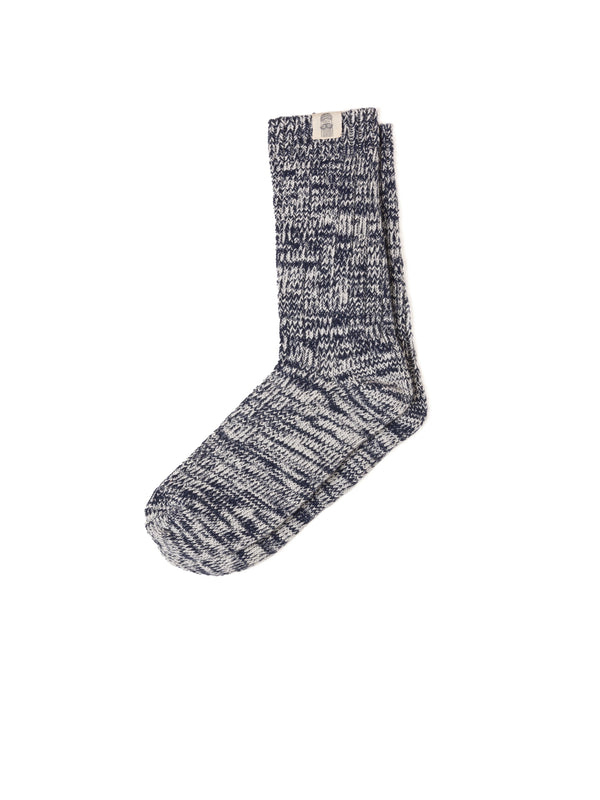 Alofi Socks Man - Navy