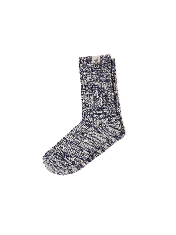 Alofi Socks Woman - Navy