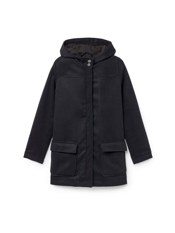 TWOTHIRDS Womens Jacket: Andey - Navy front