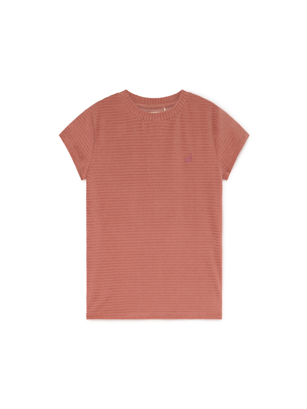 TWOTHIRDS Womens Top: Ariadna - Dusty Pink front