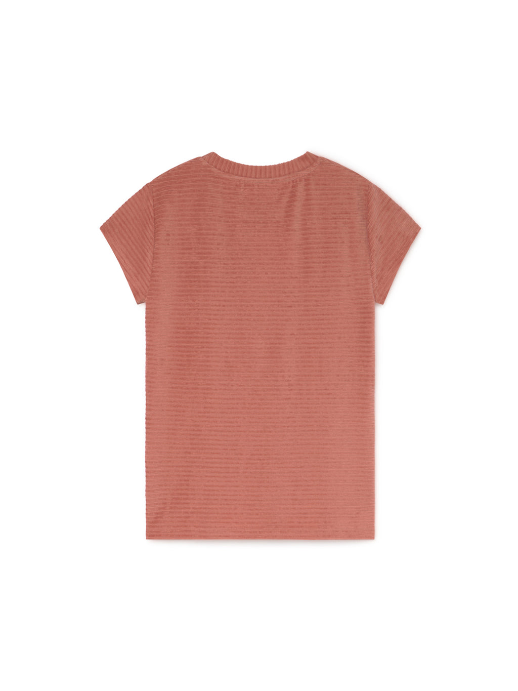 TWOTHIRDS Womens Top: Ariadna - Dusty Pink Back