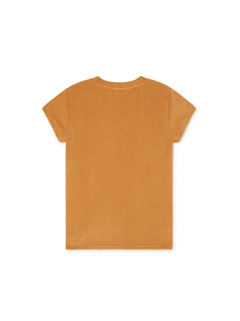 TWOTHIRDS Womens Top: Ariadna - Mustard Back