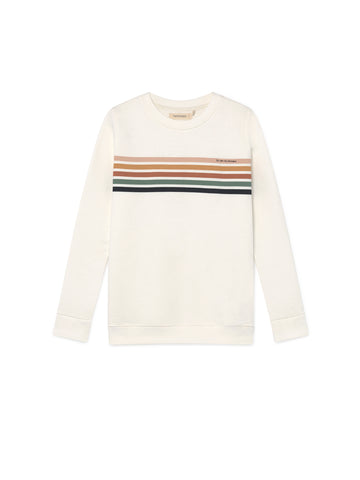TWOTHIRDS Sweat: Balabac - Rainbow (front)