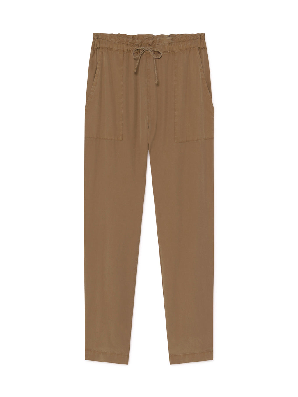 TWOTHIRDS Womens Pants: Barra - Pecan front