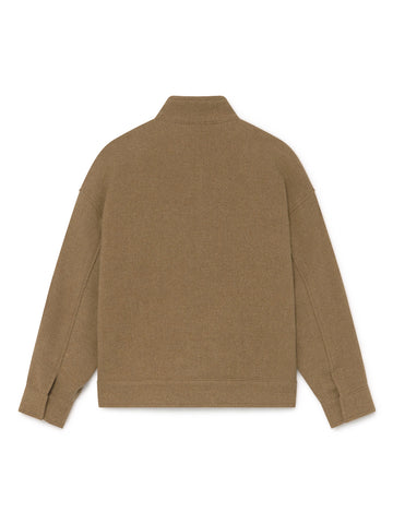 TWOTHIRDS Womens Jacket: Batan - Camel back