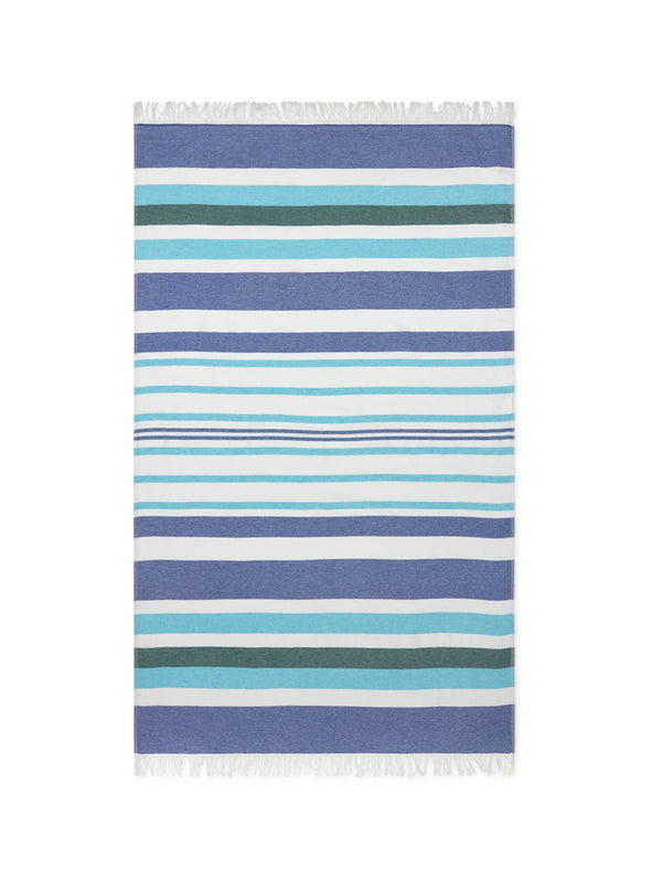 Beach Blanket - Stripes