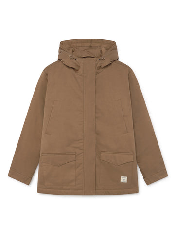 TWOTHIRDS Womens Jacket: Corcega - Pecan front