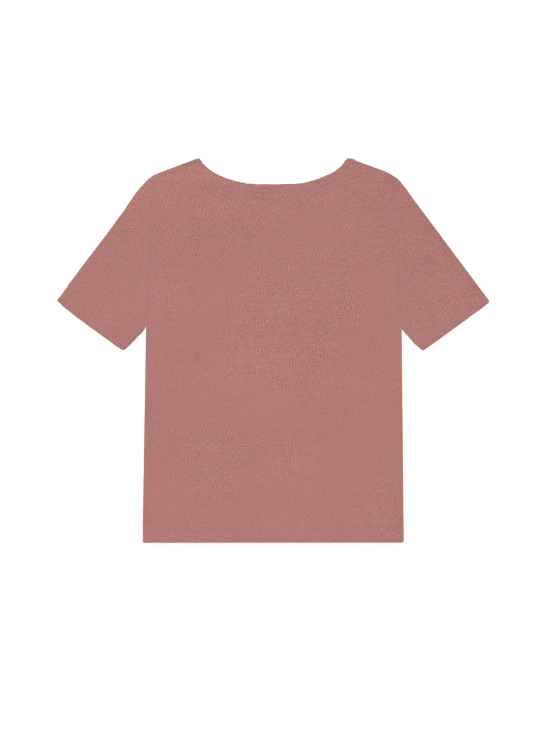 TWOTHIRDS Womens Tee: Eubea - Cedar Wood back