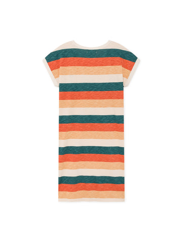 Gortina Dress - Stripes