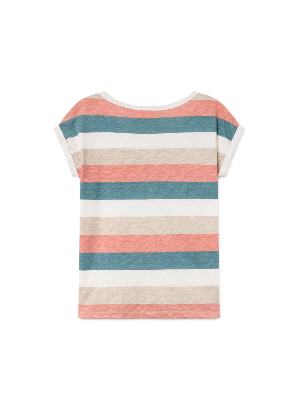 TWOTHIRDS Womens Tee: Gortina - Light back