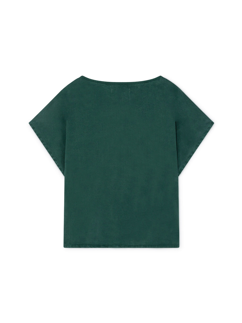 TWOTHIRDS Womens Top: Guafo - Trekking Green back