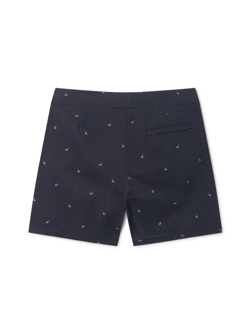 TWOTHIRDS Mens Boardshorts: Hainan Allover - Navy back