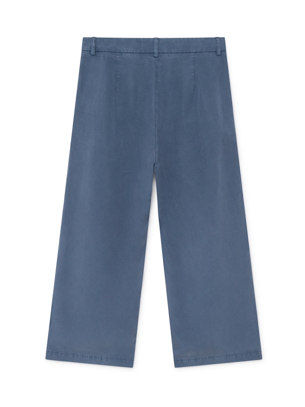 TWOTHIRDS Womens Pants: Hashima - China Blue back