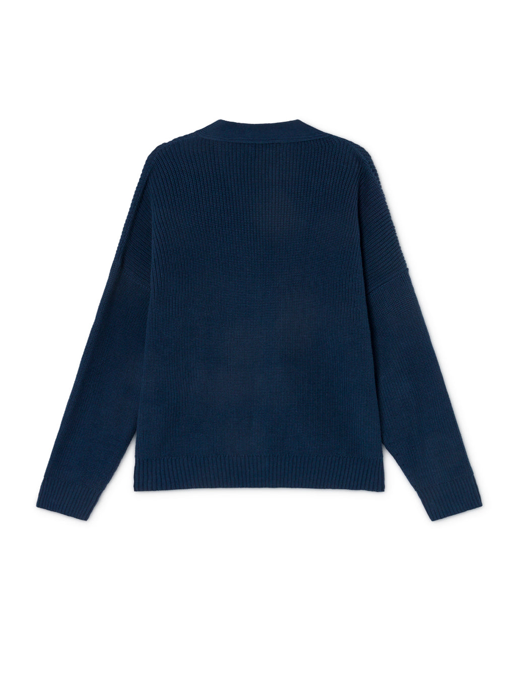 TWOTHIRDS Womens Knit: Huapi - Navy back
