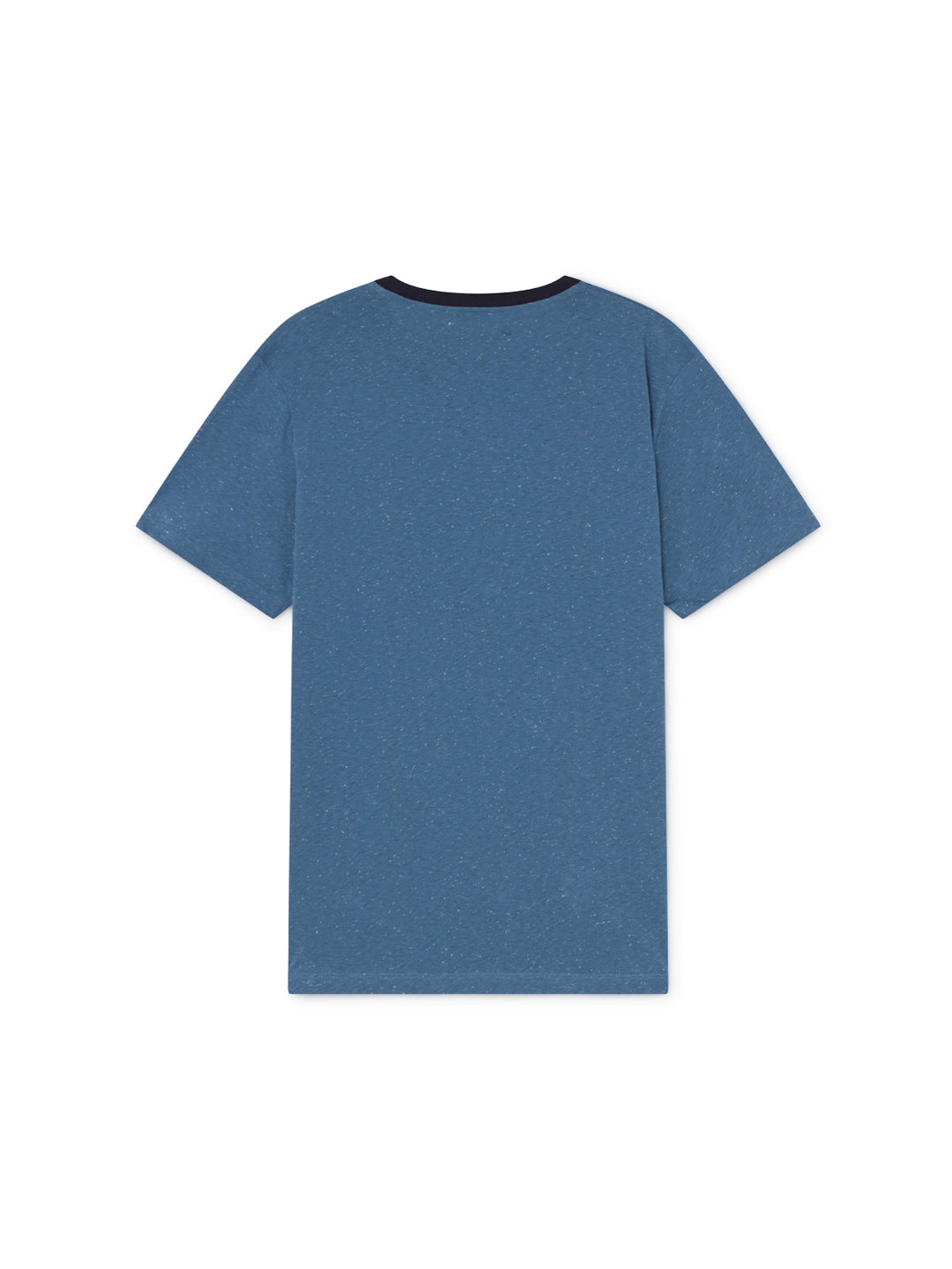 TWOTHIRDS Mens Tee: Ipun - Blue back