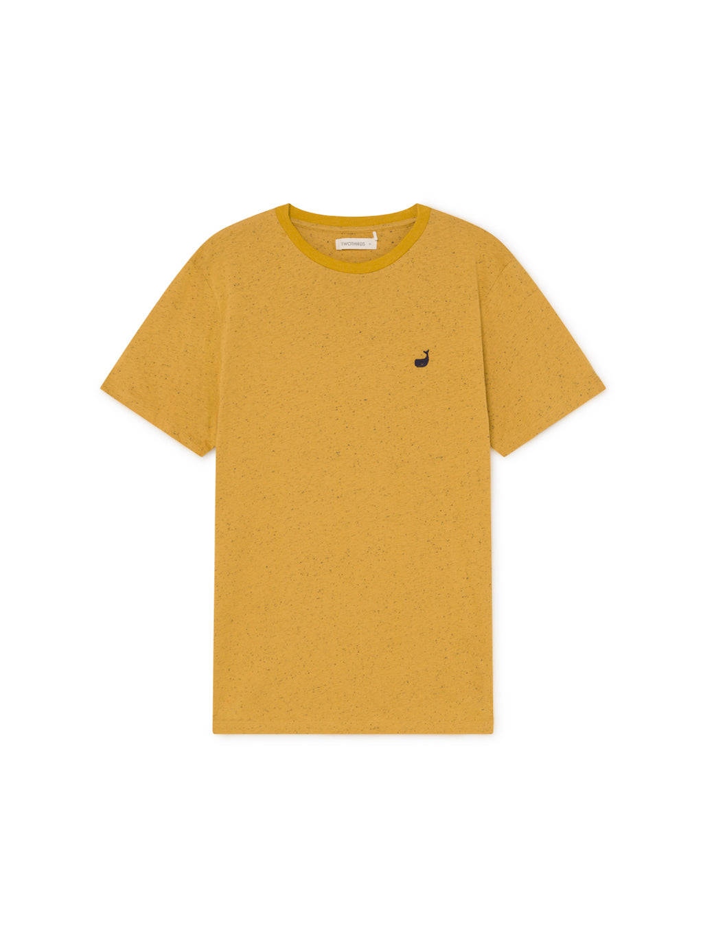 TWOTHIRDS Mens Tee: Ipun - Honey front