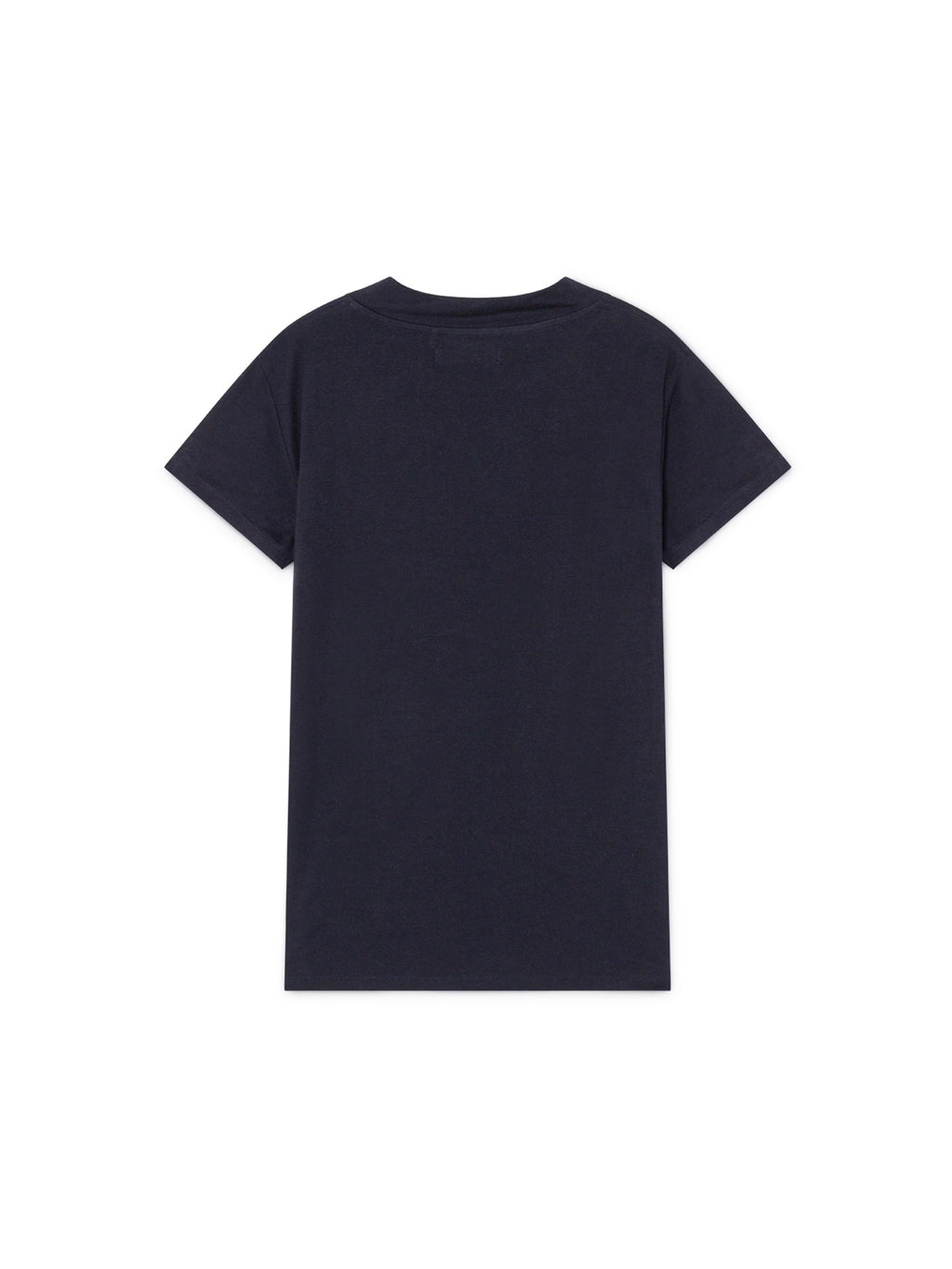 TWOTHIRDS Womens Tee: Irabu - Navy back